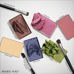 New Mary Kay products for Spring 2014 http://www.marykay.com/alister