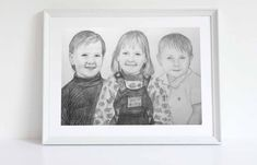 Charcoal paintings and pencil portraits from photos Pencil Sketch Portrait, Portraits From Photos, Hand Sketch, Draw Your, Online Painting, Relationships Love, Sibling, Confident, Cool Photos