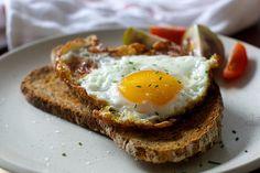 Smitten Kitchen the crispy egg