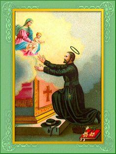 Glorioso San Cayetano,  santo patrón amigo y benefactor,   ensalzadopor todos losfieles   como bendito Padre de Providencia  porque...