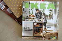 Noteworthy Items & Ideas from the Ikea Catalog