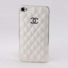 Handmade iPhone case Bling iPhone 4 case Chanel iPHONE 4S Case