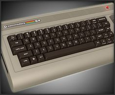 Updated Commodore 64, called the Commodore C64x Extreme.