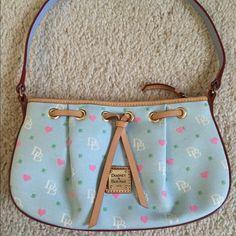 Authentic Dooney & Bourke purse In excellent condition, 100% authentic Dooney & Bourke Bags Shoulder Bags