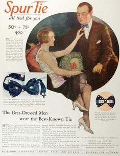 Spur Tie 1927
