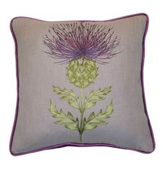 This Voyage Maison Harris Tartan Berry Cushion is made in Scotland using natural fibres and traditional methods, inspired by a beloved Scottish icon. Cottage Lounge, Top Paint Colors, Scottish Cottages, Bed Pillows, Cushions, Shag Carpet, Crafts Beautiful, Velvet Sofa, Home Trends