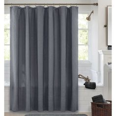 Free 2-day shipping on qualified orders over $35. Buy Better Homes and Gardens Chadwell Fabric Shower Curtain Collection at Walmart.com