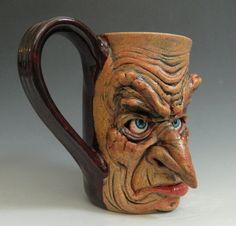 Pointy Nose Mug by thebigduluth on deviantART
