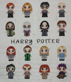 Vous m'avez envoyé de bien belles photos ces derniers jours ! Commençons avec la mini-série Harry Potter, c'est au tour de Marie-Laure de se...