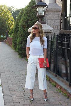 GiGi New York | Salmon cross-body | Style Cusp Fashion Blog