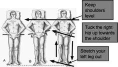 MAIGNES SYNDROME EXERCISES have been specifically designed for the QL muscle and the upper lumbar facets joints.
