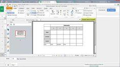Tutorial de  Google Drive Excel, para diseñar y compartir rúbricas de evaluación.