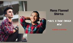 Get in touch with flannel clothing, get best and unique range of mens flannel shirts in bulk. So, hurry up and place a bulk order today! Flannel Clothing, Flannel Outfits, Mens Flannel Shirt, Bulk Order, Range, Touch, Unique, Clothes, Outfits