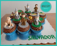 Lord of the Rings - Cake by BISCÜIT Mexico