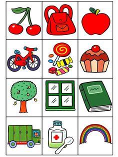 Pro Šíšu: pexeso Senses Preschool, Preschool Learning Activities, Preschool Worksheets, Book Activities, Kids Learning, Teachers Day Poster, Educational Games For Kids, School Posters, Toddler Books
