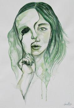 Identity by VeroFalcioniArt.deviantart.com on @deviantART