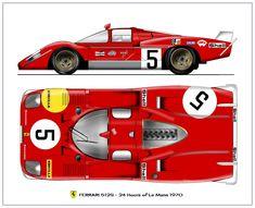 Ferrari 512S 1970                                                                                                                                                                                 Más