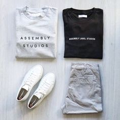 Essentials by _charlesoliver_