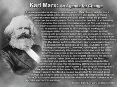 Karl Marx (1818 - 1883) [click on this image to find an analysis of a hilarious clip from Monty Python, which illustrates a number of key concepts from Marxist theory]