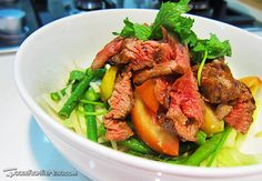 THAI CUISINE RECIPES | Thai Grilled Beef Salad Recipe - Foodie from the Metro