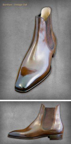 Burnham - Vintage Oak - Bereitgestellt von http://stores.ebay.de/jkkonfektion dem eBay-Shop für wirklich individuelle Anzüge..