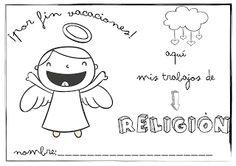 Portada Religión. Si quieres aprender enseña