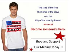 Boost For Our Troops Campaign
