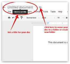 8 Things you should Be Able to Do with Google Docs ~ Educational Technology and Mobile Learning
