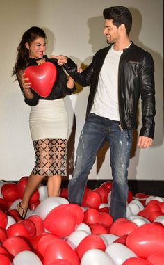 Jacqueline Fernandez and Sooraj Pancholi have eyes only for each other at the…