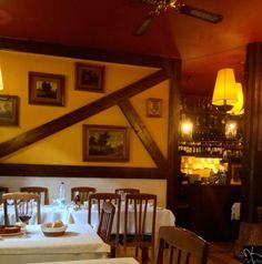 Restaurante El Español, Selaya, Cantabria.
