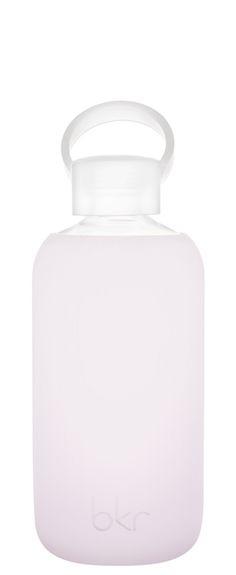 BKR water bottle - no more icky plastic bottles + eco friendly