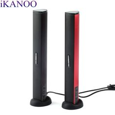 1 Pc Portable Mini Laptop Usb 2 Channel Laptop Usb Stereo Speakers Built-in Sound Card Sound Bar For PC Computer Black Red Laptop Speakers, Stereo Speakers, Wireless Speakers, Laptop Computers, Portable Speakers, Bookshelf Speakers, Audio Crossover, Speaker Amplifier, Pc Computer