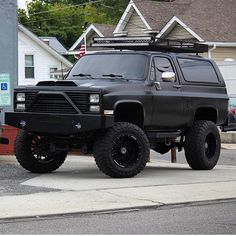 The durablazer rocking a set of Gm Trucks, Lifted Ford Trucks, Chevrolet Trucks, Diesel Trucks, Cool Trucks, Pickup Trucks, Chevy Blazer K5, K5 Blazer, Muscle Cars