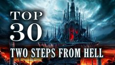 TOP 30 2018 Las mejores canciones de Two Steps from Hell. Two Steps From Hell, Adventure Quest, 30th, Movies, Movie Posters, Tops, Best Songs, Card Games, Get Well Soon
