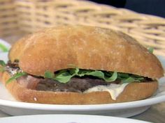 Ina uses New York strip in her top-rated steak sandwiches.
