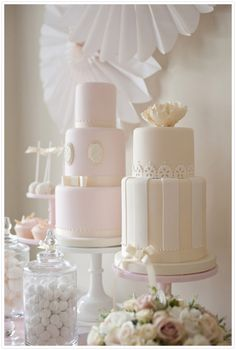 WEDDING Cake, Dessert Table ~ Candy Buffet