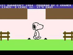 C64 Longplay - Snoopy
