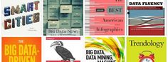 "2014 has been a huge year in big data- and big data publishing. Viktor Mayer-Schoenberger and Kenneth Cukier re-published and added an extra chapter to their bestselling ""Big Data""; Nate Silver graced the publishing world with his presence once more with the Best American Infographics of 2014. We've compiled a"