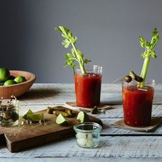The Best Ways to Garnish Your Bloody Mary