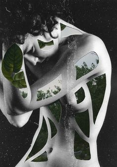 Fashion Collage by Rocío MontoyaRocío Montoya is a multi-talented artist from Spain. In addition to collage art she also does fashion photography and fine art photography. Rocío Montoya also founded DOZE Magazine in 2010, which she co-directed and...