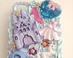 Reserved for Tiffany Boscarino - Princess Cinderella iPhone 4 & 4S case (back cover) - Ready To Ship