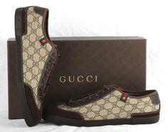 #Gucci Guccissima Leather Men's Shoes