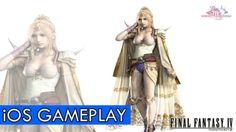 Final Fantasy IV - iOS Gameplay! Totalmente em Português!
