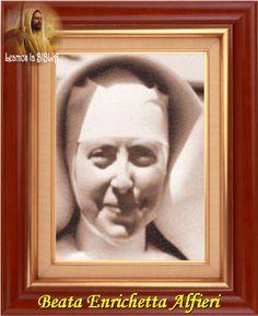 Leamos la BIBLIA: Beata Enrichetta Alfieri