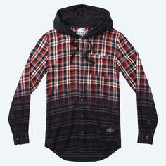 Shoodie Mark II Shirt from DROP DEAD | くたばる
