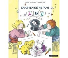 Barnebok, Karsten og Petra ABC Petra, Ark, Peanuts Comics, Family Guy, Anime, Fictional Characters, Cartoon Movies, Anime Music, Fantasy Characters