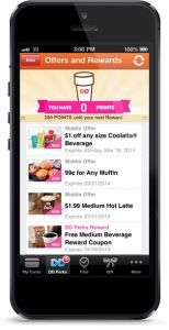 Dunkin' App March Coupon