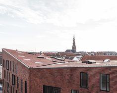 Lagerhaus und Wasserlage - Vilhelm Lauritzen und COBE in Kopenhagen