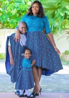 22 Super Stylish African Lace Styles For Kids - AfroCosmopolitan African Lace Styles, African Print Dresses, African Dress, African Fabric, African Prints, African Clothes, African Style, African Inspired Fashion, African Print Fashion