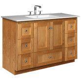 """Found it at Wayfair - Simplicity 49"""" Bathroom Vanity Set"""